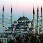 Dia 1-Istambul: Hipódromo – Mesquita Azul- St Sofia – Cisterna Basilica – Grande Bazar