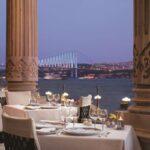 Tuğra Restaurante- No hotel Cırağan Kempinski