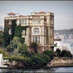 Uma casa está à venda no Bósforo