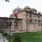 Igrejas bizantinas que foram transformadas em mesquitas