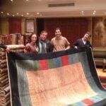 Orhan, vendedor famoso de tapetes