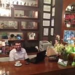 Senatus, um dos hotéis bons de Istambul