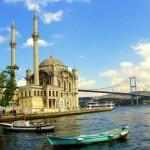 Bairro de Ortaköy em Istambul