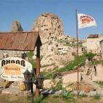 Ahbap Konağı – Hotel na Capadócia