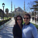 Andrea e Humberto Senna, da Goiania – 5 dias em Istambul