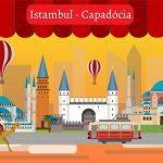 10 dias – só Istambul e Capadócia
