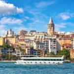 Segundo dia de passeio em Istambul