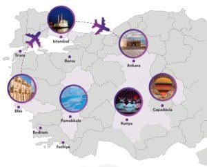 7 Dias pela Turquia